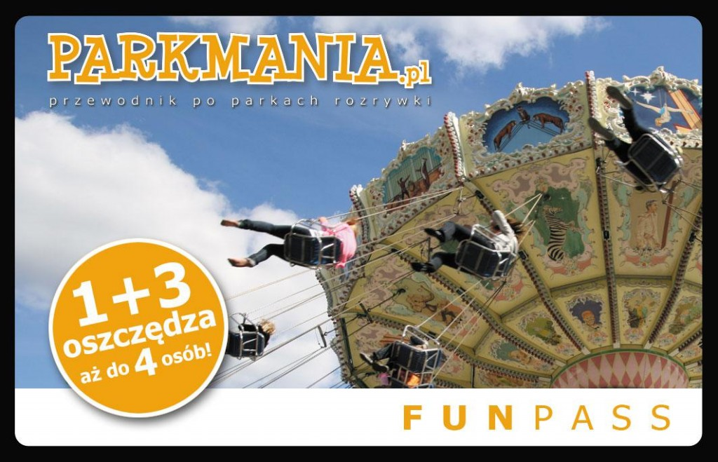 Parkmania Funpass